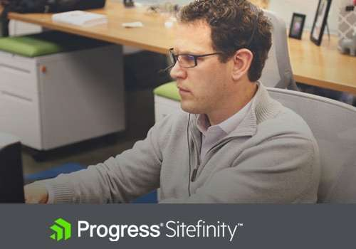 Sitefinity Solution Partner