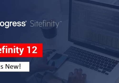 Sitefinity 12