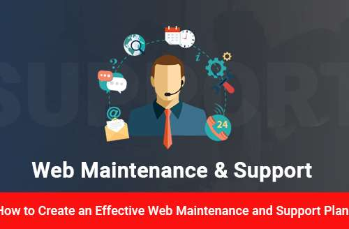 Web Maintenance and Support