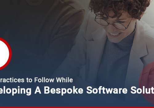 5 Best Practices to Follow While Developing a Bespoke Software Solution