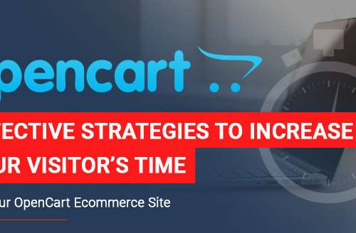 Effective Strategies to Increase Your Visitor's Time on Your OpenCart Ecommerce Site