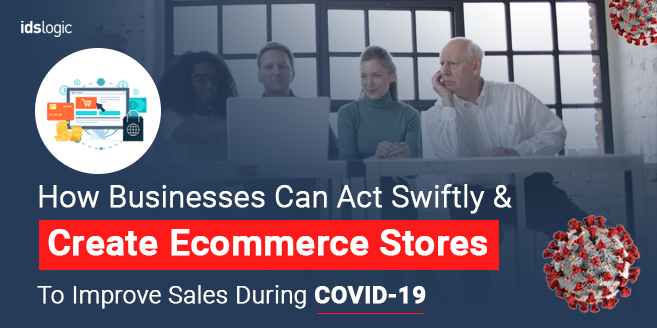 Improve sale ecommerce COVID 19