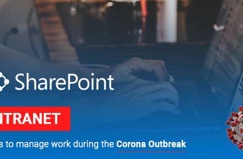 SharePoint Intranet Management during COVID 19 Outbreak