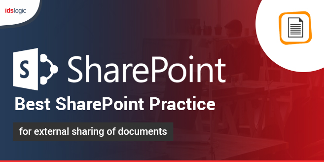 Best SharePoint Practices for External Sharing of Documents