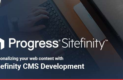 Personalizing Your Web Content with Sitefinity CMS Development