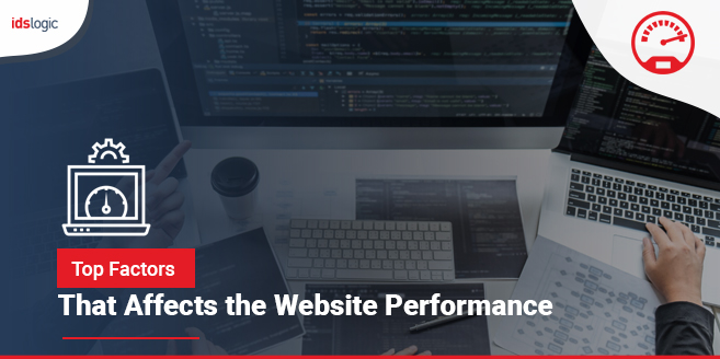 Top Factors that Affects the Website Performance