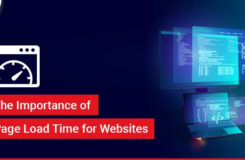 The Importance of Page Load Time for Websites