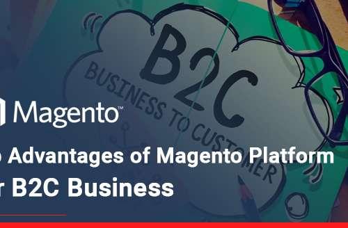 Top Advantages of Magento Platform for B2C Business