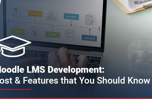 Moodle LMS Development Cost and Features that You Should Know