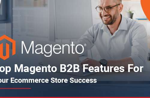Top Magento B2B Features for Your Ecommerce Store Success
